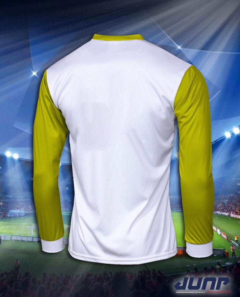 maillot sport football personnalise jump performance
