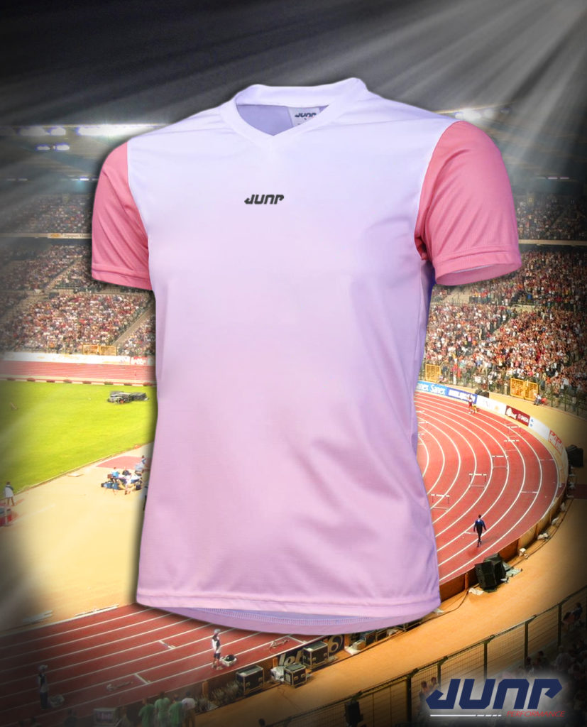 maillot sport athletisme running trail personnalise jump performance