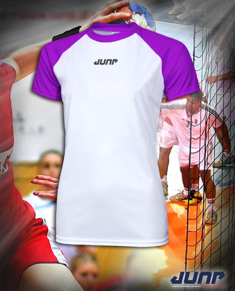 maillot sport hand handball personnalise jump performance