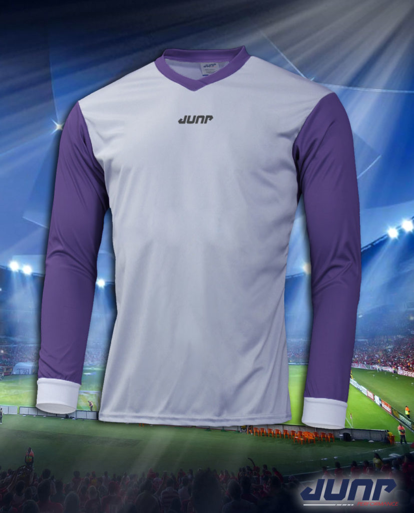 maillot sport football personnalise jump performance