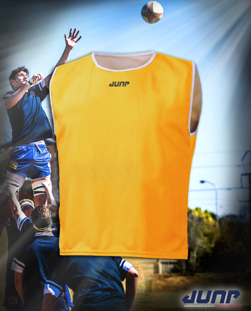 maillot sport rugby personnalise jump performance