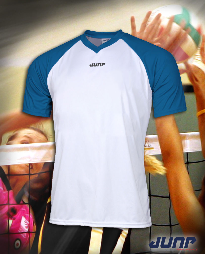 maillot sport volley volleyball personnalise jump performance